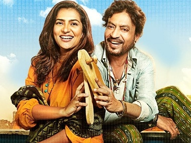 Qarib Qarib Singlle movie review: Parvathy, Irrfan click individually but not as a couple