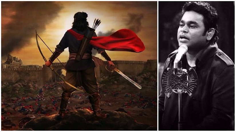 The Sye Raa Narasimha Reddy team has faced its first major setback as composer AR Rahman has exited the project