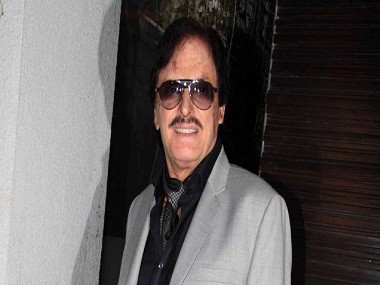 Sanjay Khan to release his autobiography The Best Mistakes Of My Life next year