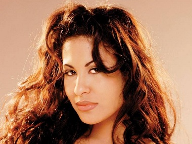 Selena Quintanilla, Queen of Tejano music, receives posthumous star on Hollywood Walk of Fame
