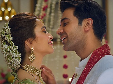 Shaadi Mein Zaroor Aana movie review: Even Rajkummar Rao cannot rescue this romantic drama