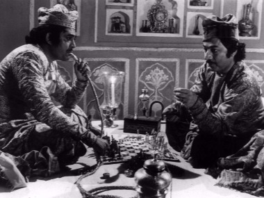 Shatranj Ke Khilari: Satyajit Ray's commentary on the systematic atrocities of British in India