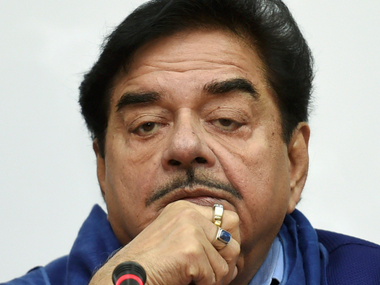 Modi government trying to cover up hardship caused by demonetisation, GST: Shatrughan Sinha