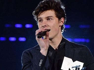 MTV EMAs 2017: Shawn Mendes beats Taylor Swift, Ed Sheeran to win Best Artist Award