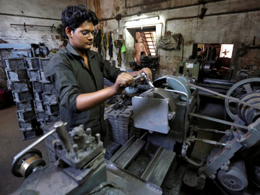Indias manufacturing sector activity hits near 8year high in January on sharp demand recovery
