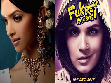 Fukrey Returns characters revealed; 10 years of Om Shanti Om: Social Media Stalkers' Guide