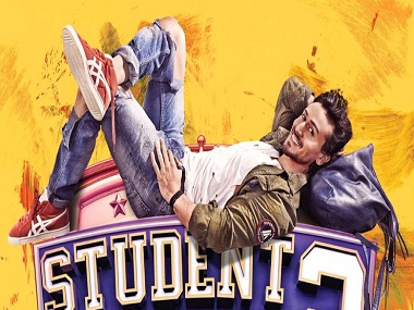 Student Of The Year 2: Tiger Shroff goes back to school in sequel of Karan Johar's 2012 smash hit