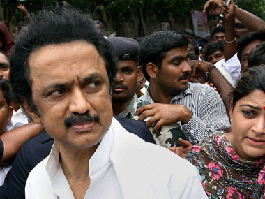 MK Stalin condemns Governor Banwarilal Purohits imprisonment warning vows to protect Tamil Nadus autonomy