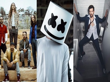 Vh1 Supersonic 2018: Marshmello, Dillon Francis, Incubus complete phase 1 line-up