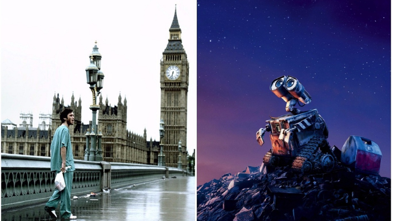 Wall-E, 28 days later, Book of Eli and other survival films to watch in these trying times 1
