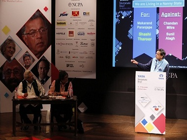 Tata Literature Live 2017: Is India a nanny state? Debate serves some food for thought