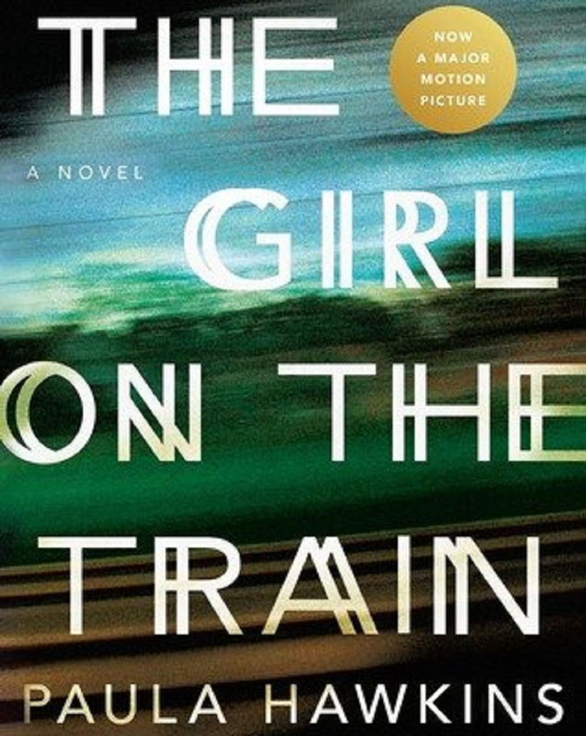 The Girl on the Train. Image from Twitter.