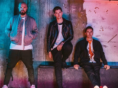 Rock band The Script expresses interest in collaboration with Rihanna