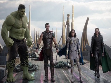 Marvel has us eating out of its palm and Thor: Ragnarok is just another bite