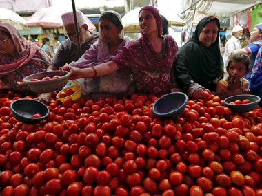Tomato prices skyrocket hit Rs 80 per kg in national capital region Rs 100 in Mizoram on supply crunch