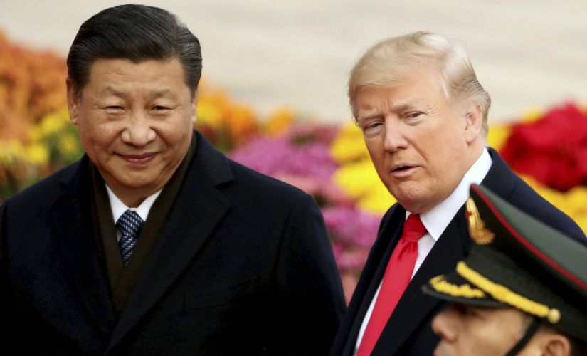 Donald Trump leaves Beijing, says Xi Jinping is 'highly respected': Media hails president's visit as new blueprint in US-China ties