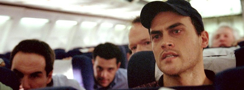 A still from United 93. Image from Facebook/@United93Movie
