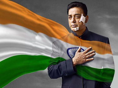 Kamal Haasan's political ambitions are reflected in veteran actor's film choices