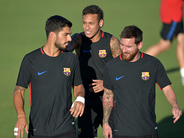 La Liga: Luis Suarez believes Neymar won't join Real Madrid due to his admiration for former club Barcelona