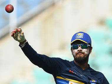 India vs Sri Lanka: Visitors drop Test skipper Dinesh Chandimal from Thisara Perera-led limited overs squad