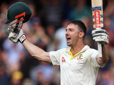 Ashes 2017: Shaun Marsh's 5th Test ton puts Australia in command against England on Day 2