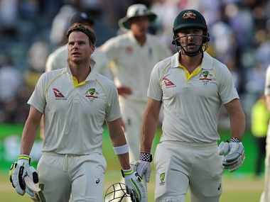 Ashes 2017: Steve Smith leads Australia's reply after England's tail collapses on Day 2
