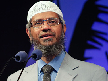 Zakir Naik claims he never promoted terror says media resorted to doctored video clips outofcontext quotations