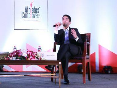 Abhinav Bindra calls himself a 'lallu' athlete, says hard work won him the Olympic gold medal