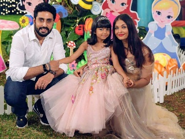 Abhishek Bachchan 'schools' troll who commented on Aaradhya 'not having normal childhood'