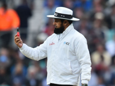 File image of Aleem Dar. AFP