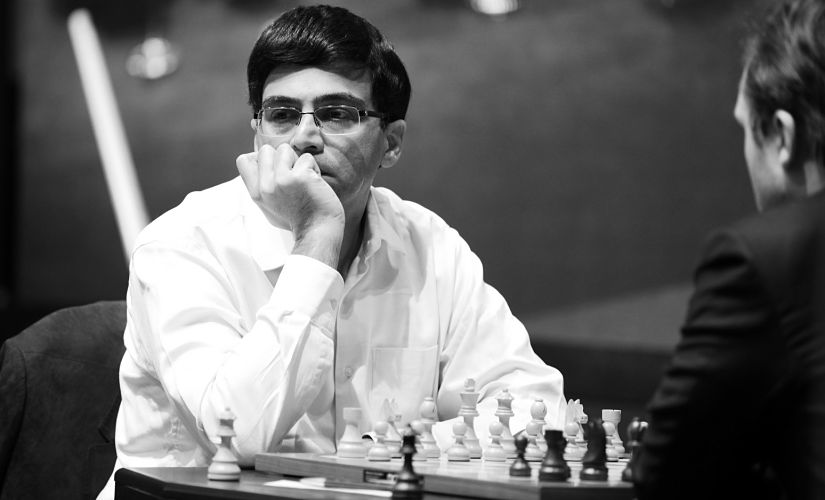 World Rapid and Blitz Undefeated Viswanathan Anand shares 2nd spot on Day 2 Harika Dronavalli in joint 3rd place