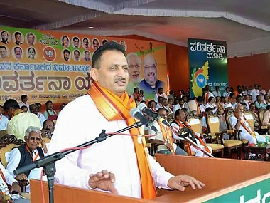 BJPs ambiguity on Anantkumar Hegde exposes its divergence from Mahatma Gandhis legacy