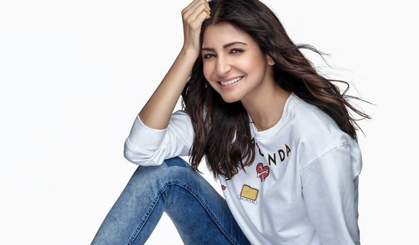 Anushka Sharma. Image via Facebook