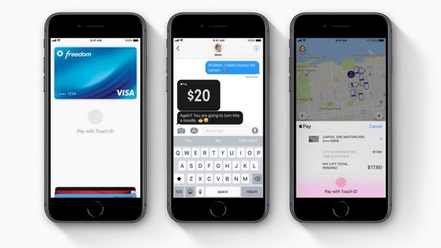 Apple Pay Cash is now available for users in the United States