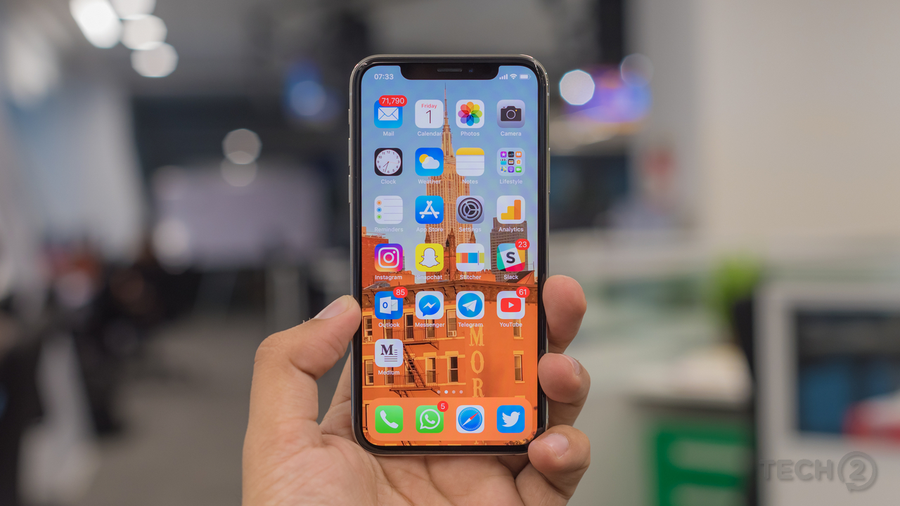 Apple iPhone X review This gorgeous futureproof iPhone still needs some refining