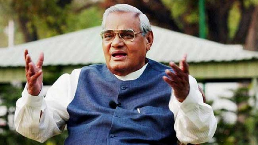 Mehbooba wishes 'visionary leader' Vajpayee on 93rd birthday