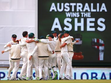 Ashes 2017: Australia reclaim the urn with crushing victory against England in WACA Test