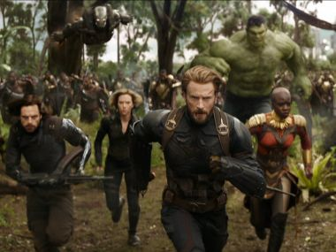 Avengers: Infinity War to hit theatres in India on 27 April, a week before US release