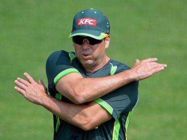 File image of Australian player Brad Hodge. AFP
