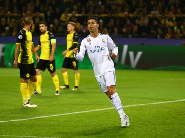 Real Madrid forward Cristiano Ronaldo is the greatest player ever, says coach Zinedine Zidane