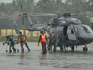 Cyclone Ockhi: Trapped in violent waters without food or water, Kerala fishermen come ashore to safety