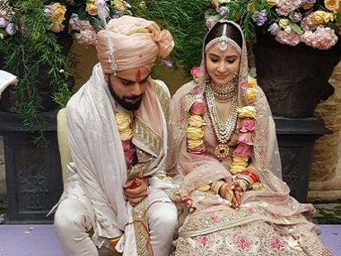 Why I wasn't into Anushka Sharma, Virat Kohli's wedding: A deja vu of million Instagram shaadis