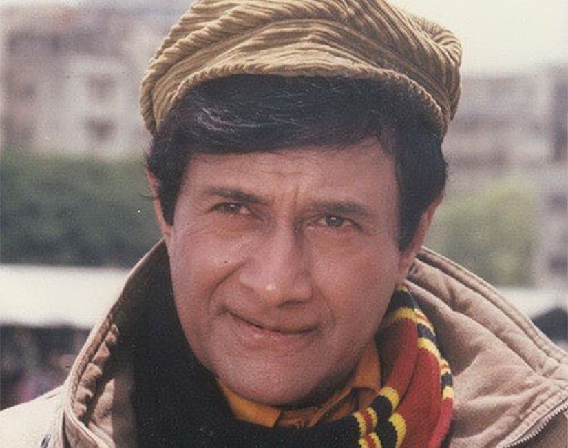 Dev Anand. Twitter/@DilSeRadio