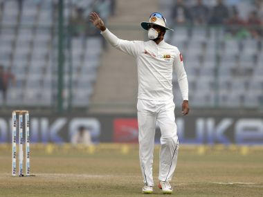 India vs Sri Lanka: Dinesh Chandimal admits playing in Delhi's pollution was 'tough' as visitors not used to it