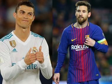 Highlights Real Madrid vs Barcelona El Clasico Football Match Result Lionel Messi inspires Barca to 30 win