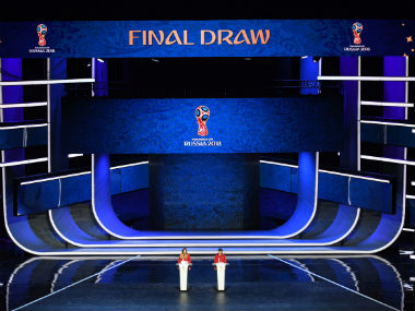 Highlights FIFA World Cup 2018 draw Spain to face Portugal in Group B Belgium set up mouthwatering clash with England