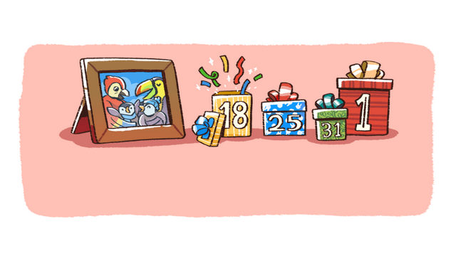 December Global Festivities Are Being Celebrated by Google With a Seasonal Doodle