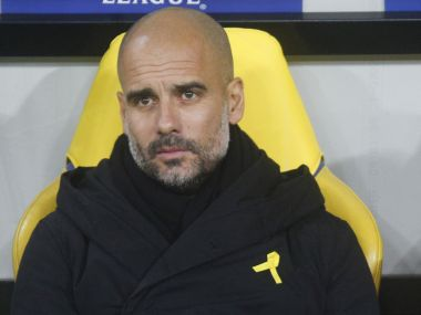 Premier League Pep Guardiola urges Manchester City to learn from defeat against Liverpool