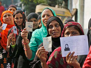 Gujarat Election Results Eight percent fewer women than men voted overall turnout 84 lakh less than 2012