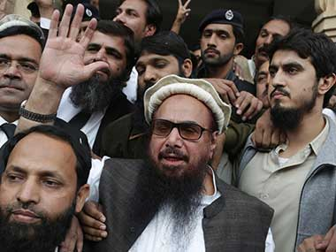 Hafiz Saeeds JuD FIF add to Pakistans nuisance value which compels global powers to grant bailout packages